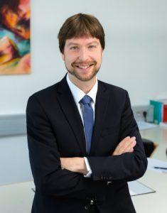 Kanzleimitarbeiter Johannes Maria Fiedler - Kanzlei Vachek