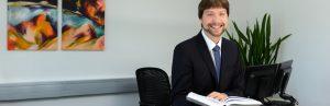 Kanzleimitarbeiter - Anwalt - Johannes Maria Fiedler - Kanzlei Vachek